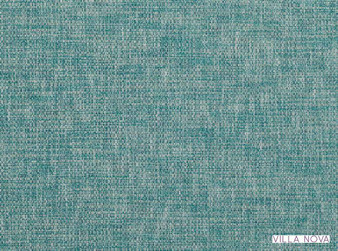Villa Nova - Morino Teal  | Curtain & Upholstery fabric - Washable, Turquoise, Teal, Dry Clean, Decorative, Strie, Fibre Blend, Standard Width