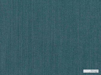 Kirkby Design - Trace Ocean  | Curtain & Upholstery fabric - Washable, Blue, Turquoise, Teal, Dry Clean, Velvets, Plain, Standard Width