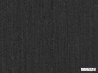 Kirkby Design - Trace Carbon  | Curtain & Upholstery fabric - Washable, Black, Charcoal, Dry Clean, Velvets, Plain, Standard Width