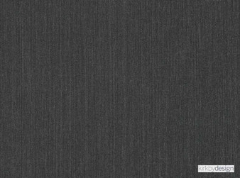 Kirkby Design - Trace Charcoal  | Curtain & Upholstery fabric - Washable, Black, Charcoal, Dry Clean, Velvets, Plain, Standard Width