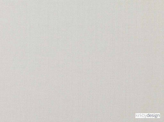 Kirkby Design - Mesh Aluminium  | Curtain & Upholstery fabric - Washable, Outdoor Use, Dry Clean, Whites, Plain, Standard Width