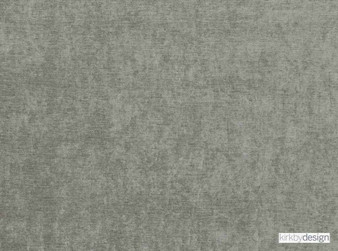 Kirkby Design - Ion Mineral  | Curtain & Upholstery fabric - Washable, Green, Dry Clean, Velvets, Plain, Standard Width