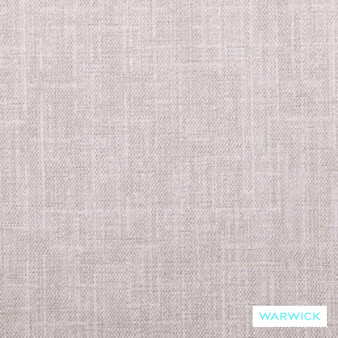 Warwick Suzani Verona Parchment  | Upholstery Fabric - Beige, Plain, Synthetic, Traditional, Washable, Commercial Use, Natural, Standard Width
