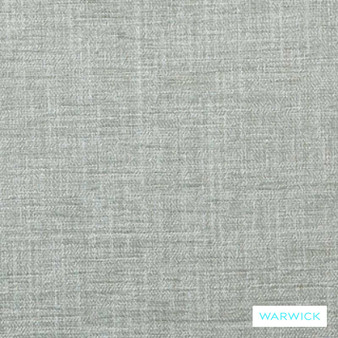 Warwick Suzani Verona Spring  | Upholstery Fabric - Grey, Plain, Synthetic, Traditional, Washable, Commercial Use, Standard Width