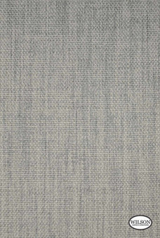 Wilson - Luxury Oxford - Storm  | Curtain & Upholstery fabric - Blue, Fire Retardant, Grey, Plain, Synthetic, Commercial Use, Textured Weave, Plain - Textured Weave