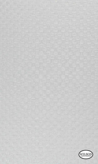 Wilson - Flinders - Cinder  | Curtain & Upholstery fabric - White, Synthetic, Domestic Use, Semi-Plain, White, Standard Width