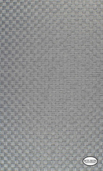 Wilson - Flinders - Silver  | Curtain & Upholstery fabric - Silver, Basketweave, Synthetic, Traditional, Domestic Use, Standard Width