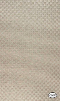 Wilson - Flinders Blockout - Fungi  | - Stain Repellent, Beige, Blockout, Basketweave, Synthetic, Traditional, Suitable for Blinds