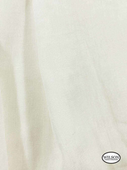 Wilson - Sabre - Ivory    Upholstery Fabric - Plain, White, Synthetic, Domestic Use, White, Weighted Hem, Wide Width