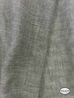 Wilson - Sabre - Slate    Upholstery Fabric - Grey, Plain, Synthetic, Domestic Use, Textured Weave, Plain - Textured Weave, Weighted Hem, Wide Width