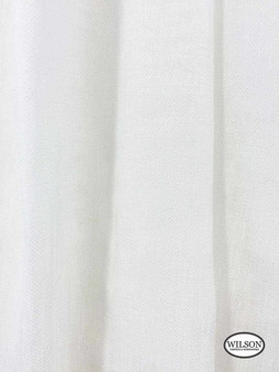Wilson - Sabre - Snow    Upholstery Fabric - Plain, White, Synthetic, Domestic Use, White, Weighted Hem, Wide Width