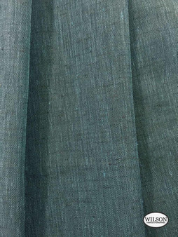 Wilson - Sabre - Teal    Upholstery Fabric - Plain, Synthetic, Turquoise, Teal, Domestic Use, Textured Weave, Plain - Textured Weave, Weighted Hem, Wide Width