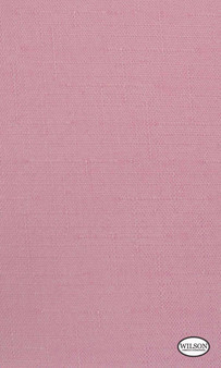 Wilson - Morocco II - Pink  | Curtain & Upholstery fabric - Plain, Fibre Blends, Pink, Purple, Domestic Use, Standard Width