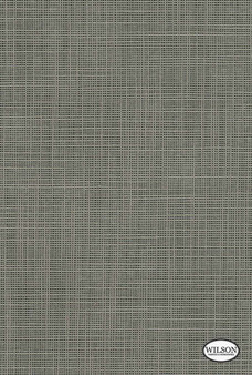 Wilson - Tuscany II - Translucent - Pewter  | - Stain Repellent, Grey, Plain, Synthetic, Textured Weave, Suitable for Blinds, Plain - Textured Weave, Strie