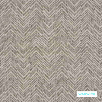 Warwick - Costa Linen  | Upholstery Fabric - Grey, Traditional, Railroaded, Transitional, Chevron, Zig Zag, Herringbone, Pattern, Standard Width