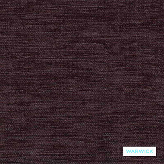 Warwick - Camira Violet  | Upholstery Fabric - Brown, Plain, Commercial Use, Plain - Textured Weave, Railroaded, Standard Width