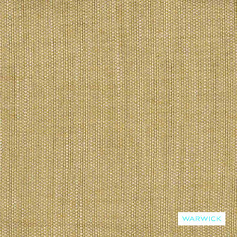 Warwick - Kumi Manuka  | Upholstery Fabric - Beige, Gold,  Yellow, Plain, Geometric, Domestic Use, Plain - Textured Weave, Railroaded, Strie