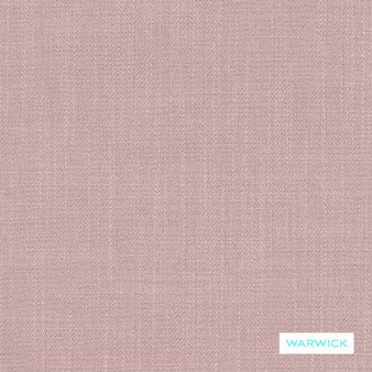 Warwick - Malabar Lilac    Curtain & Upholstery fabric - Plain, Pink, Purple, Commercial Use, Plain - Textured Weave, Railroaded, Standard Width