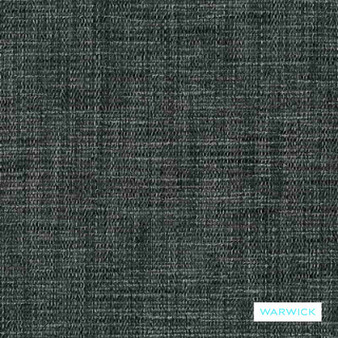 Warwick - Nixon Charcoal  | Upholstery Fabric - Plain, Black - Charcoal, Deco, Decorative, Decorative Weave, Domestic Use, Plain - Textured Weave