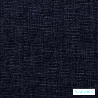 Warwick Verona Night  | Upholstery Fabric - Plain, Black - Charcoal, Synthetic, Washable, Commercial Use, Standard Width