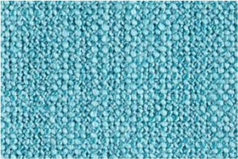 Elliott Clarke - Barclay - Aqua  | Curtain & Upholstery fabric - Blue, Plain, Synthetic, Turquoise, Teal, Washable, Chevron, Zig Zag, Commercial Use, Textured Weave