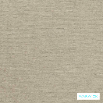 Warwick Wilde Fitzgerald Raffia  | Curtain Fabric - Plain, Synthetic, Tan, Taupe, Traditional, Washable, Domestic Use, Standard Width