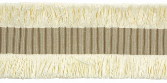 Houles - 32444 Lounge Braid - 9020  | Gimps & Braids, Curtain & Upholstery Trim - Beige, Deco, Decorative, Synthetic, Washable, Domestic Use