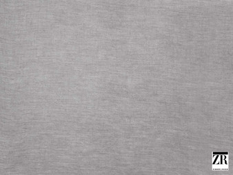Zimmer and Rohde - Lecile - 10640.998  | Curtain Fabric - Grey, Railroaded, Wide-Width, Plain