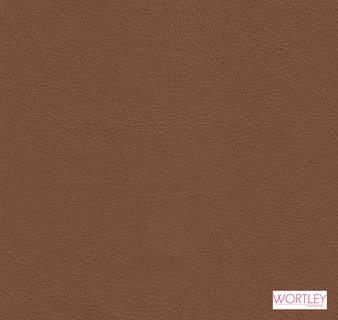 Wortley Group Tennant Plus Rust  | Upholstery Fabric - Brown, Leather, Plain, Commercial Use