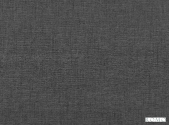 Romo - Rocco Lava Rock  | Curtain & Upholstery fabric - Black, Charcoal, Grey, Dry Clean, Plain, Fibre Blend, Standard Width