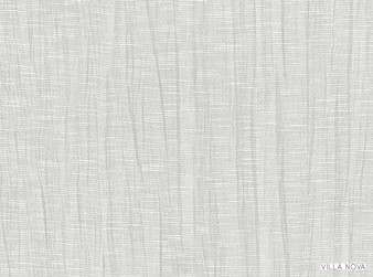 Villa Nova - Pelli Putty  | Curtain Fabric - Washable, Grey, Stripe, Wide-Width, Dry Clean, Trevira CS, Whites, Decorative, Plisse, Fibre Blend