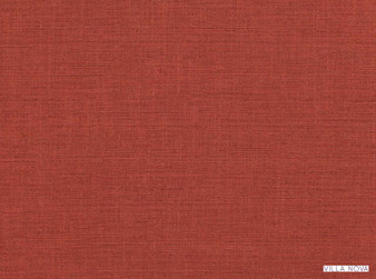 Villa Nova - Vigo Paprika  | Curtain & Upholstery fabric - Fire Retardant, Orange, Dry Clean, Plain, Rust, Fibre Blend, Standard Width