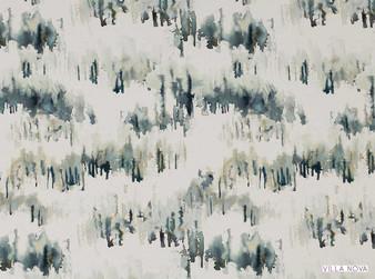 Villa Nova - Norrland Pine    Curtain & Upholstery fabric - Washable, Green, Dry Clean, Whites, Abstract, Natural, Natural Fibre, Standard Width