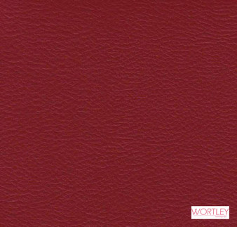 Wortley Group Principal Plus Red  | Upholstery Fabric - Plain, Red, Synthetic, Commercial Use, Standard Width