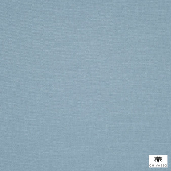 Chivasso - Romy - Ch2658-050  | Curtain & Upholstery fabric - Blue, Plain, Standard Width