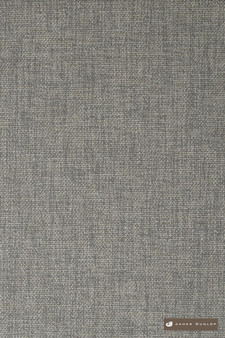 James Dunlop Thread - Cloud    Upholstery Fabric - Grey, Plain, Natural Fibre, Washable, Domestic Use, Dry Clean, Natural, Standard Width