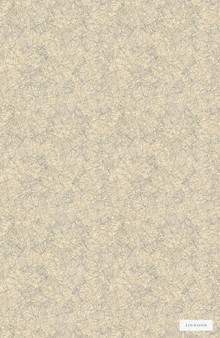 Linwood LW041 1 Lost  | Wallpaper, Wallcovering - Beige, Mid Century Modern, Transitional, Print