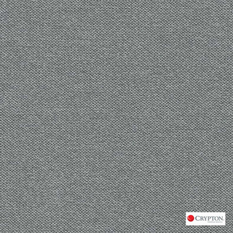 Crypton Prairie Slate  | Upholstery Fabric - Grey, Plain, Synthetic, Commercial Use, Standard Width