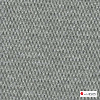 Crypton Prairie Stucco  | Upholstery Fabric - Grey, Plain, Synthetic, Commercial Use, Standard Width