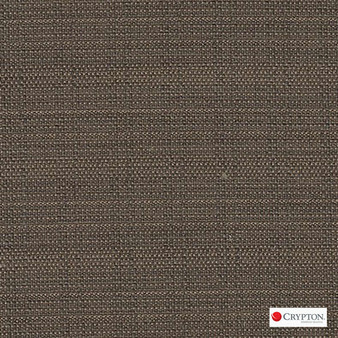 Crypton Savanna Coco    Upholstery Fabric - Brown, Plain, Synthetic, Commercial Use, Standard Width