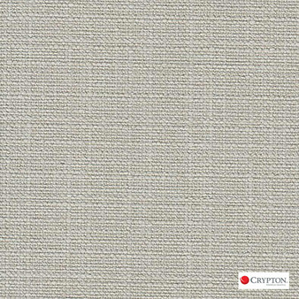 Crypton Sky Linen  | Upholstery Fabric - Beige, Plain, Synthetic, Commercial Use, Standard Width
