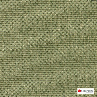 Crypton Sutton Reseda  | Upholstery Fabric - Plain, Synthetic, Commercial Use, Standard Width