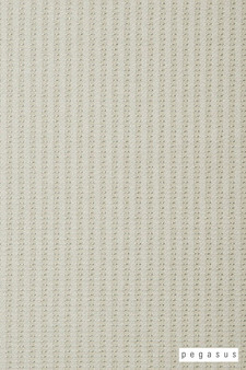 Pegasus Trace - Silver  | Curtain Fabric - Silver, Natural Fibre, Stripe, Traditional, Transitional, Washable, Domestic Use, Dry Clean, Natural, Top of Bed, Standard Width