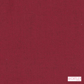 Wortley Group Cashmere Imperial  | Upholstery Fabric - Burgundy, Plain, Standard Width