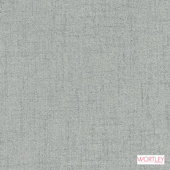 Wortley Group Cashmere Silverdust  | Upholstery Fabric - Silver, Transitional, Plain, Standard Width