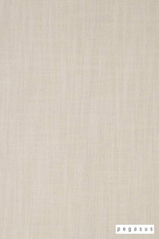 Pegasus Lusk - Reflect  | Upholstery Fabric - Plain, White, Industrial, Natural Fibre, Washable, Commercial Use, Dry Clean, Natural, White, Standard Width, Strie