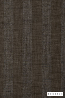 Pegasus Tasman UC - Mondo  | Curtain Fabric - Brown, Fire Retardant, Fibre Blends, Stripe, Traditional, Washable, Domestic Use, Dry Clean, Standard Width