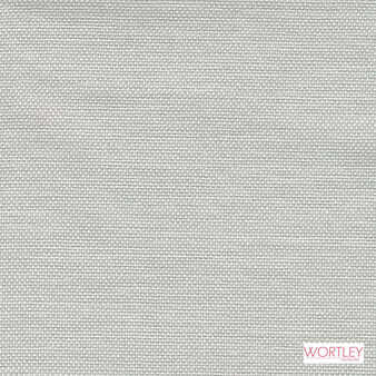 Wortley Group Scandi Silver  | Upholstery Fabric - Silver, Transitional, Plain, Standard Width