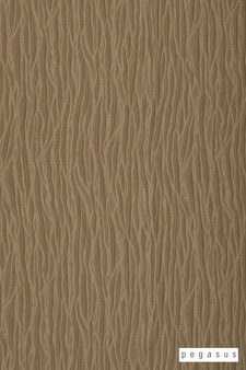 Pegasus Sandrift - Caramel  | Curtain Fabric - Brown, Fibre Blends, Domestic Use, Dry Clean, Wide Width, Strie