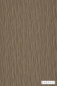 Pegasus Sandrift - Raffia  | Curtain Fabric - Brown, Fibre Blends, Transitional, Domestic Use, Dry Clean, Wide Width, Strie